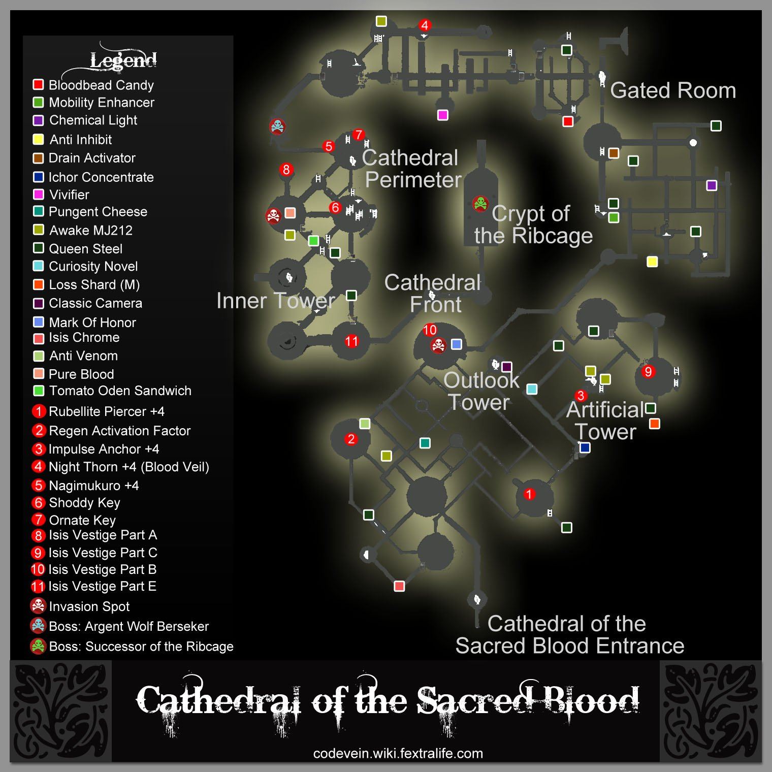 cathedral_of_the_sacred_blood_map_4_code_vein_wiki_guide