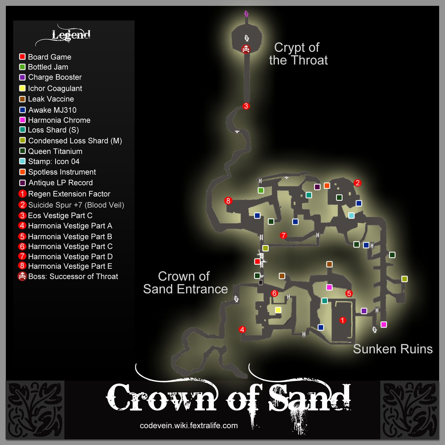 crown_of_sand_map_1_code_vein_wiki_guide