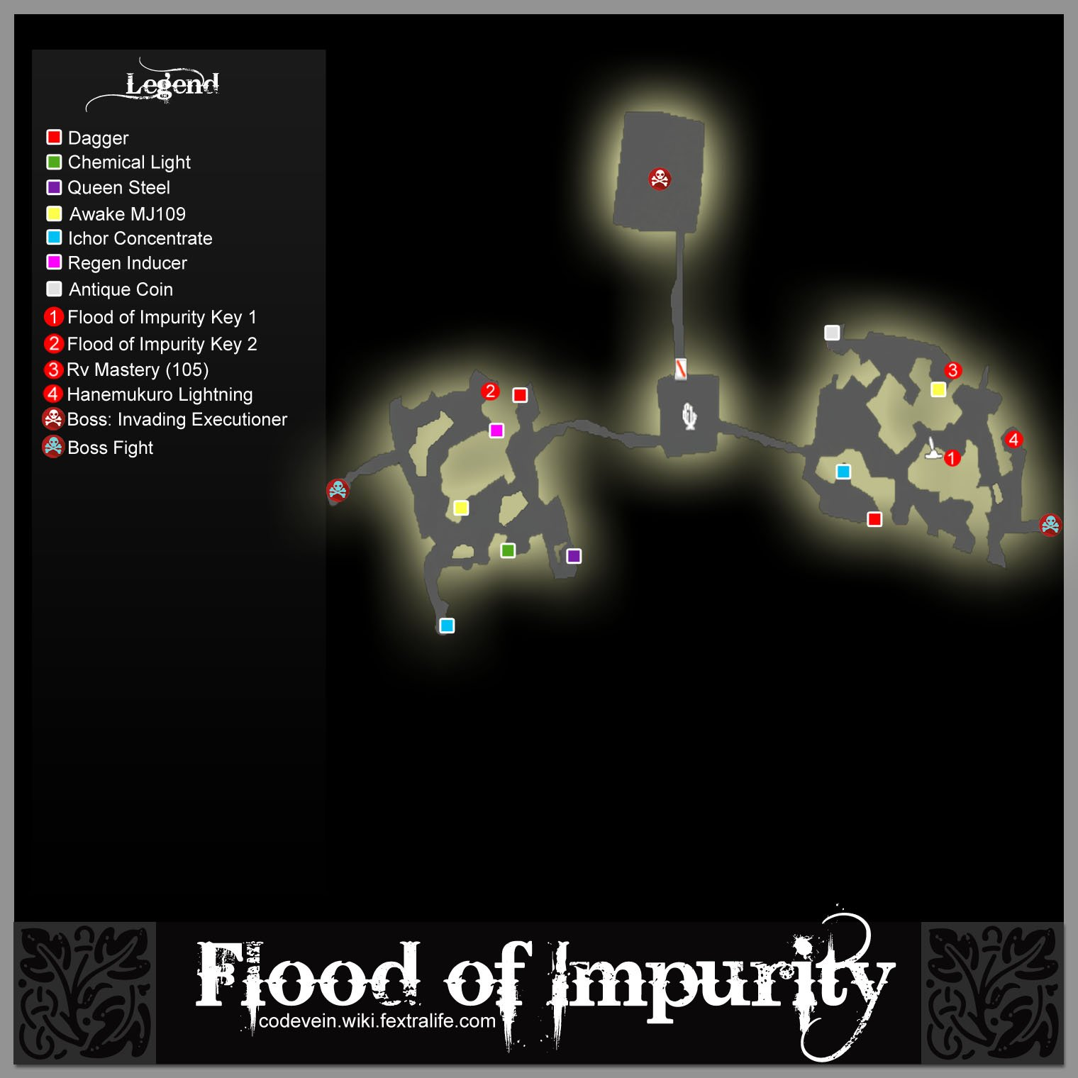 flood_of_impurity_map_1_code_vein_wiki_guide