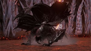 Hellfire Knight Boss Code Vein Wiki