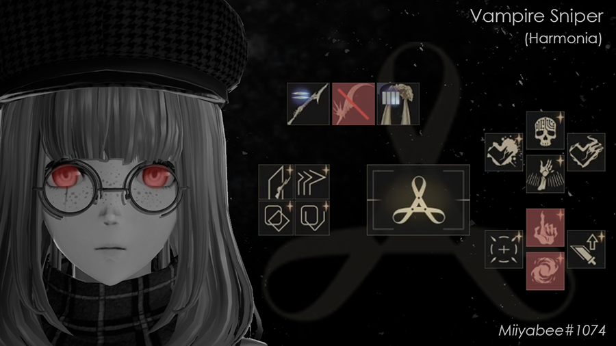 Vampire Sniper (Blood for Bullets) | Code Vein Wiki